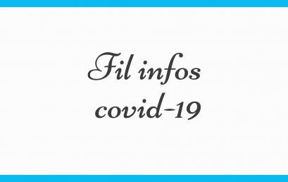 Fil d'info COVID-19